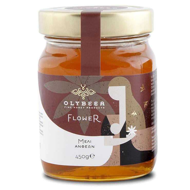 Flower Honey 450g