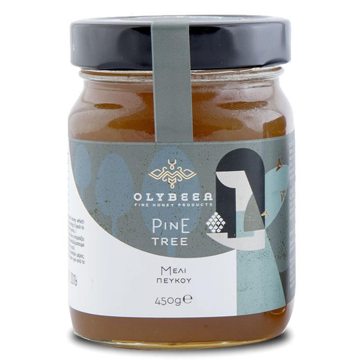 Pine Honey 450g